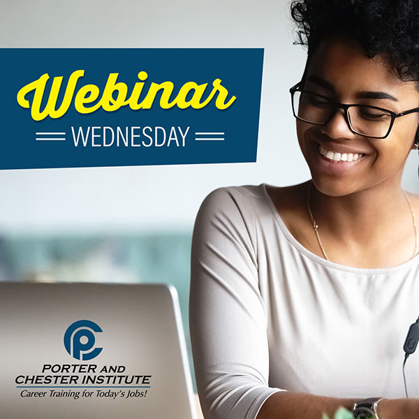 Porter and Chester Institute Webinar