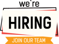 We're Hiring - Join Our Team