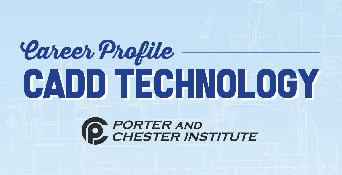 CADD Technology Career Profile Infographic