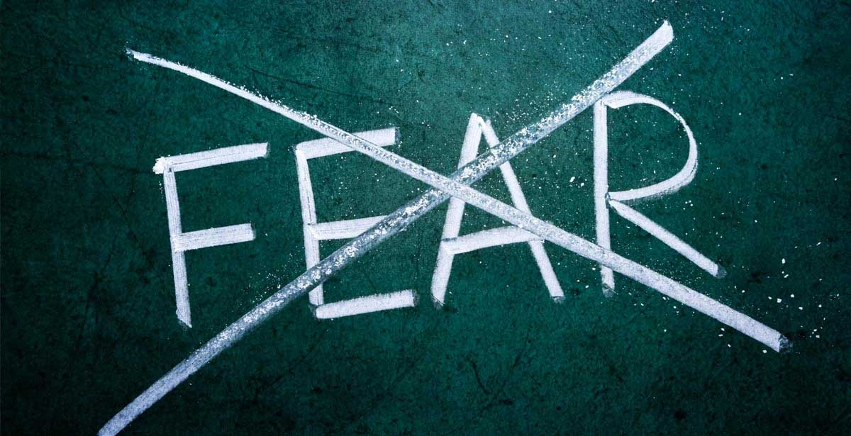 Overcoming fear to start your career journey