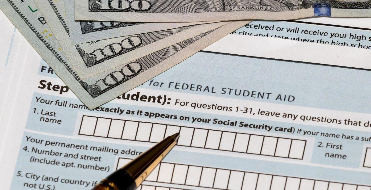 financial aid document