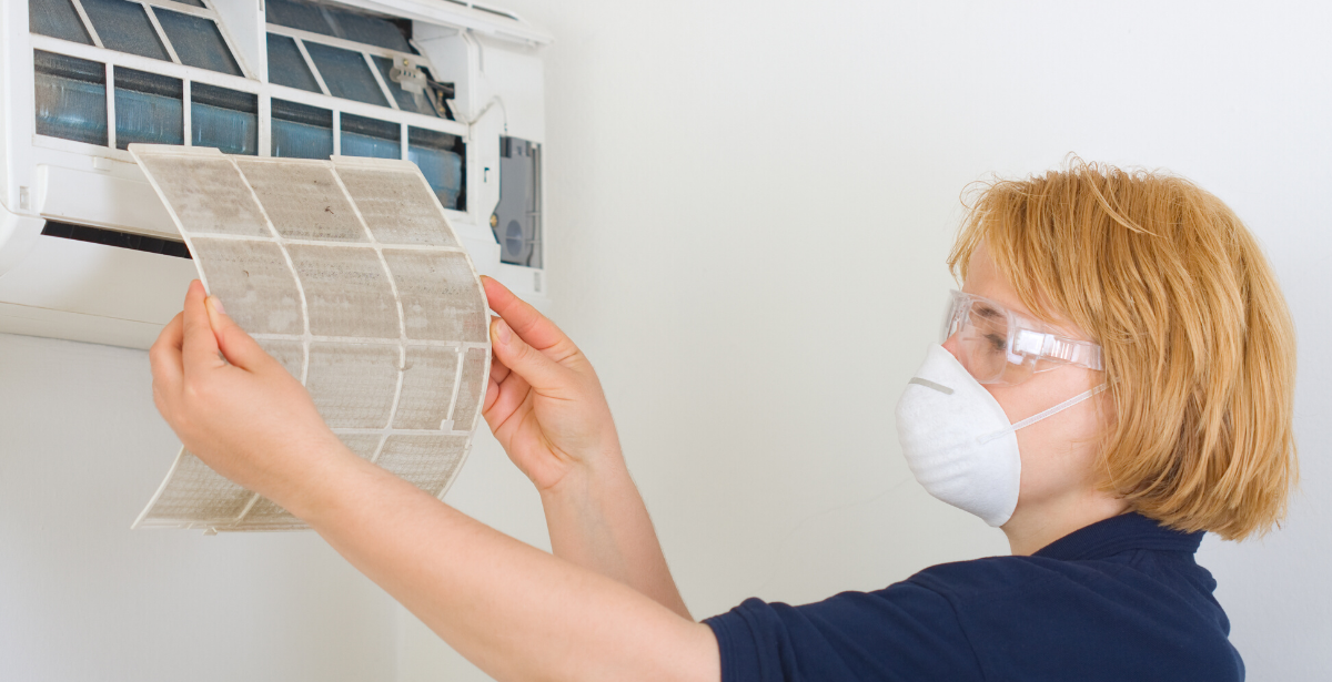 HVAC repair safety