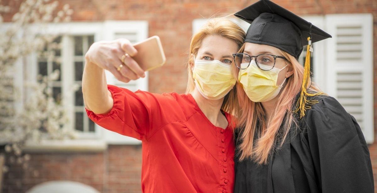 pandemic high school grad
