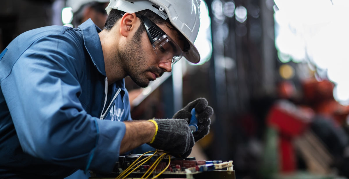 Electrical Technology Program at our Connecticut campuses