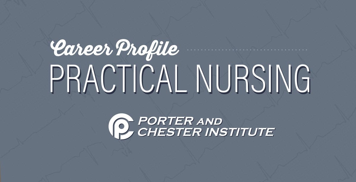 Practical Nursing Career Profile Infographic